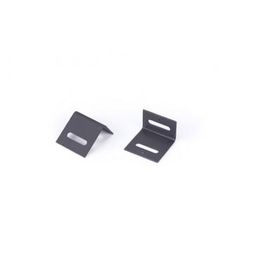 Комплект Г-образни скоби захващане за подложна структура /20 броя + 45 винта в комплект/