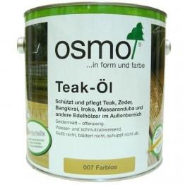Тиково масло 007  /0,750л./